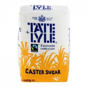 Azúcar blanco muy fino Tate Liyle 500 g.
