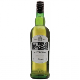 Whisky William Lawson's escocés 1 l.