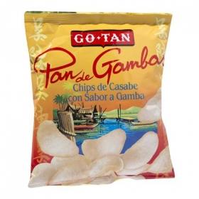 Pan de gamba Go Tan 50 g.