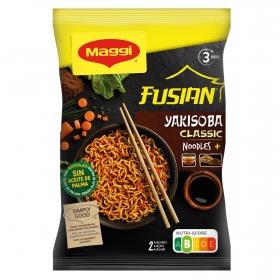Fideos classic yakisoba Fusian Maggi 120 g.