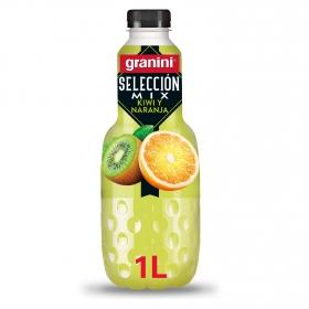Zumo de kiwi y naranjaGranini Selección Mix botella 1 l.