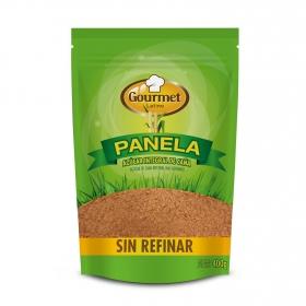 Azúcar integral de caña Panela Gourmet Latino 400 g.