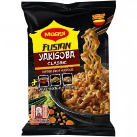 Fideos curry yakisoba Fusian Maggi 120 g.