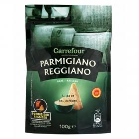 Queso rallado parmesano Carrefour 100 g.