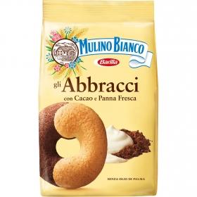 Galletas Abracci Moulino Bianco 350 g.