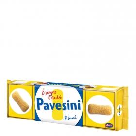 Mini bizcochos Pavesini pack de 8 unidades de 25 g.