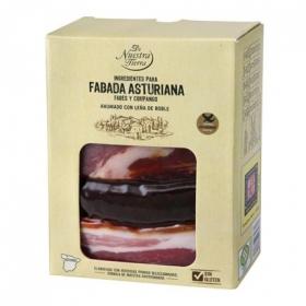 Preparado fabada asturiana De Nuestra Tierra sin gluten 950 g.