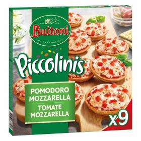 Piccolinis detomate y mozzarella Buitoni 270 g.