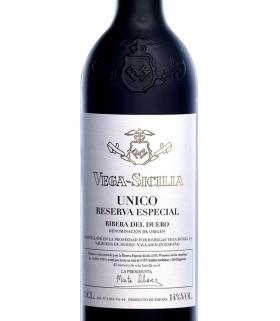 Vega Sicilia Unico Reserva Especial Tinto