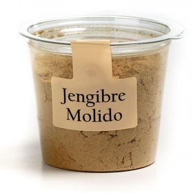 Jengibre molido Especias tarrina 45 g