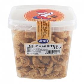 Cortezas de cerdo chicharritos Churri Ri 125 g.