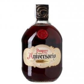 Ron Pampero Aniversario añejo reserva + regalo vaso 70 cl.