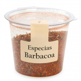 Mix especias barbacoa tarrina 45 g