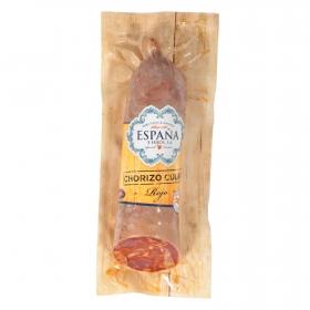 Chorizo cular rojo taco Embutidos España pieza 400 g aprox
