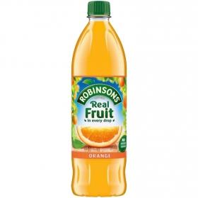Concentrado de naranja Robinsons sin azúcar añadido 1 l.
