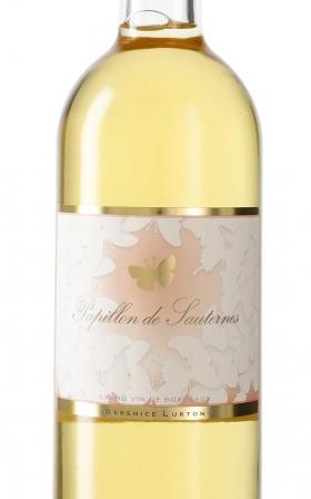 Papillon De Sauternes Blanco 2015