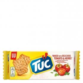 Crackers original con tomate y hierbas Tuc 105 g.