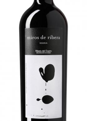 Miros De Ribera Tinto Reserva 2012