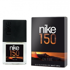 Agua de colonia nº 150 On Fire Nike 30 ml.