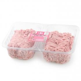 Preparado de Carne Picada de Cerdo Carrefour doble seno 900 g