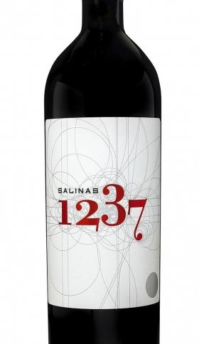 Salinas 1237 Tinto Con Crianza 2013