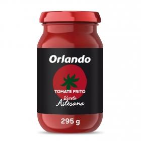 Tomate frito artesano Orlando sin gluten tarro 295 g.