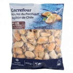 Carne de Mejillon cocido 80/120 Carrefour 400 g.