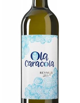 Ola Caracola Blanco 2018