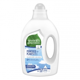 Detergente líquido ecológico Free & Clear Seventh Generation 1 l.