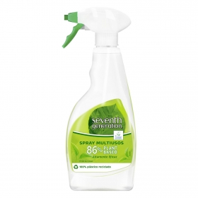 Limpiador multiusos ecológico Free & Clear Seventh Generation 500 ml.