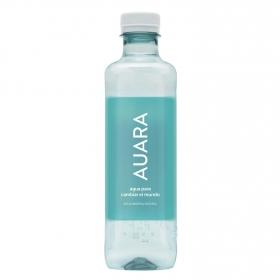 Agua mineral ecológica Auara natural 50 cl.