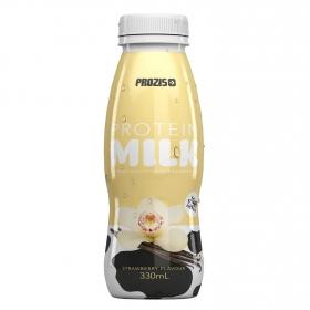 Batido de proteínas sabor vanilla Prozis 330 ml.