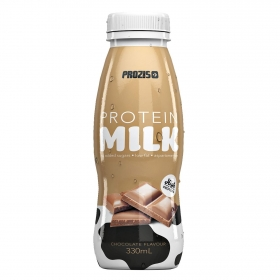 Batido de proteínas sabor chocolate Prozis 330 ml.