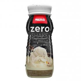 Batido de proteínas sabor vainilla zero Prozis 250 ml.