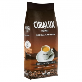 Café molido mezcla  Cubalux 1 kg.