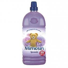 Suavizante concentrado lavanda Mimosín 78 lavados.
