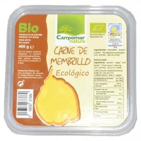 Carne de membrillo ecológico