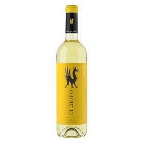 Vino blanco seco El Grifo 75 cl.