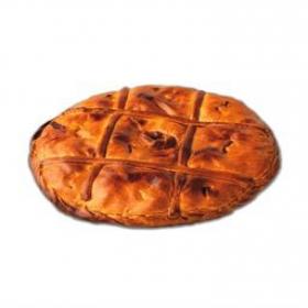 Empanadilla de bacalao con pasas gourmet Toñito 1 ud.