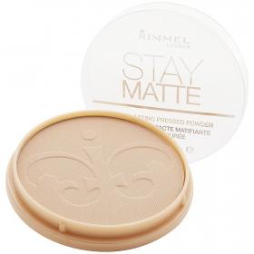 Polvos compactos Stay Matte nº 006 Rimmel 1 ud.