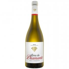 Vino D.O. Rioja Blanco semi-dulce Alma de Diamante 75 cl.