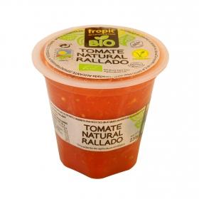 Tomate natural rallado ecológico Tropic 230 g