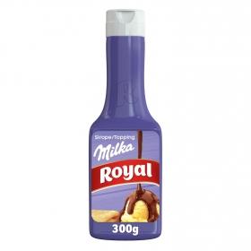 Sirope de chocolate Royal 300 g.