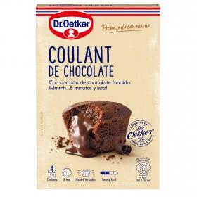 Preparado para coulant de chocolate Dr. Oetker 240 g.