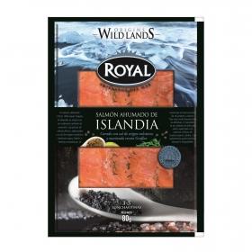 Salmón ahumado marinado Royal 80 g.