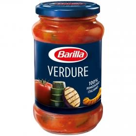 Verdure con verduras a la parrilla Barilla tarro 400 g.