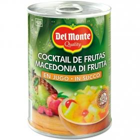 Cocktail de frutas en su jugo Del Monte 425 g.