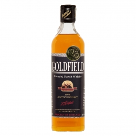 Whisky Goldfield escocés 70 cl.