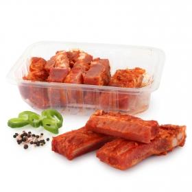 Costilla de Cerdo adobada Carrefour 450 g aprox