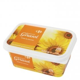 Margarina con girasol Carrefour 500 g.